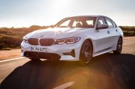 BMW : la Série 3 hybride rechargeable booste les résultats de septembre