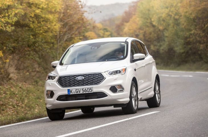 Ford Kuga Flexifuel E85 2019