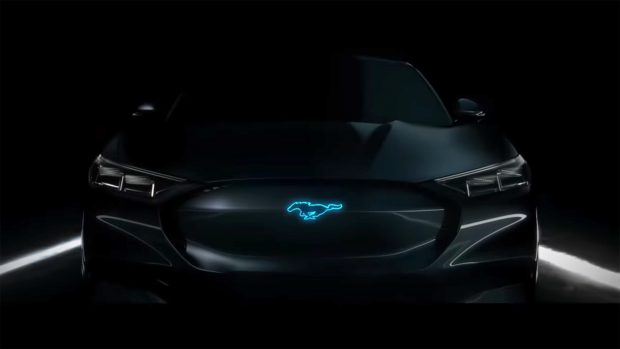 Le crossover électrique Ford Mach-E sera « d'enfer »