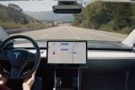 La Tesla Model 3 temporairement privée d'Autopilot en Europe