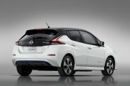 Nissan Leaf 62 kWh : déjà plus de 3.000 commandes en Europe