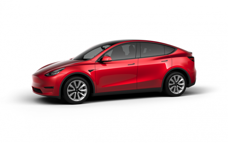 tesla model y son prix et ses options en d tail. Black Bedroom Furniture Sets. Home Design Ideas