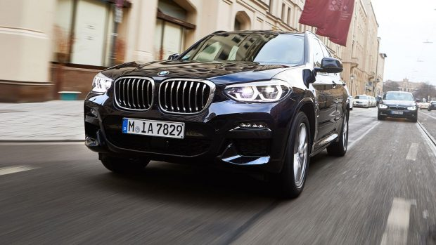 BMW X3 xDrive30e hybride rechargeable
