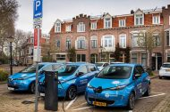 La Renault ZOE teste la charge bidirectionnelle