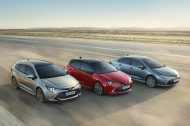 En Europe, le mix-hybride de Toyota franchit les 50 %