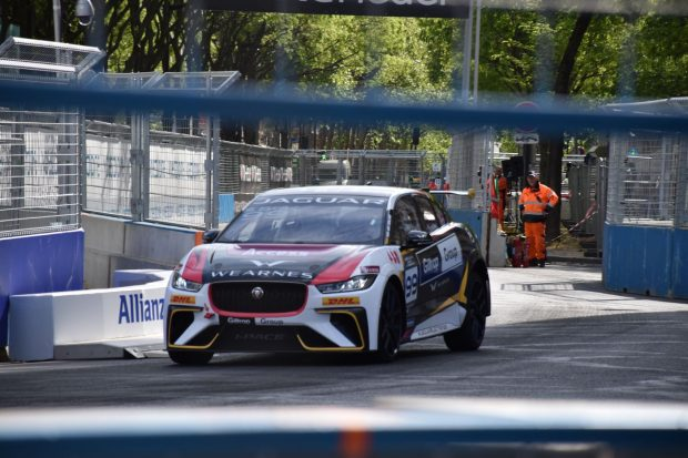 ePrix de Paris 2019 : découverte du Jaguar I-Pace eTrophy