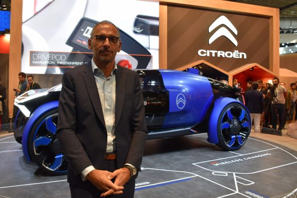 Concept Citroën 19_19 : « la berline de demain sera hors des codes traditionnels »
