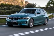 BMW 330e Touring : un break Série 3 hybride rechargeable en 2020