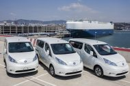 Nissan e-NV200 : la version 40 kWh passe le cap des 10.000 commandes