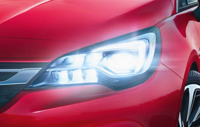 Une Opel Astra hybride rechargeable pour 2021