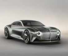 Bentley EXP 100 GT Concept : luxe épuré et lithium-air embarqué