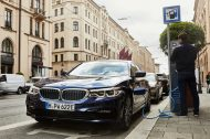 BMW Série 5 hybride rechargeable : Un peu plus d'autonomie et une traction intégrale