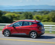 Batteries : près de 70 000 Chevrolet Bolt au rappel