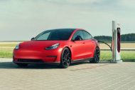La Tesla Model 3 reçoit un kit tuning Novitec