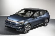 Byton M-Byte : le SUV électrique en version de série au Salon de Francfort 2019