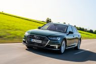 Audi lance son A8 L 60 TFSI e quattro hybride-rechargeable