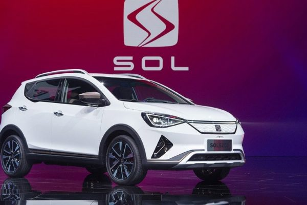 SOL E20X : le SUV électrique low-cost de Volkswagen disponible en Chine