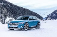 En Norvège, l'Audi e-tron fait mieux que Tesla