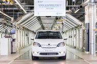 Skoda Citigo e iV : la micro-citadine électrique entre en production