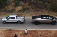 Tesla Cybertruck vs Ford F-150 : la bataille des pick-up ne fait que commencer