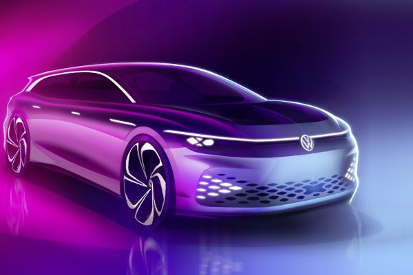 Volkswagen ID. Space Vizzion : un break électrique pour 2021