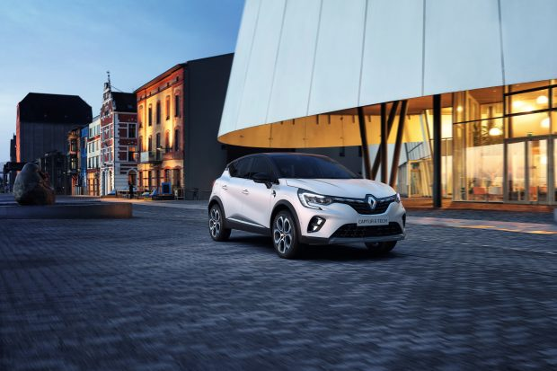 Renault Captur E-Tech Plug-in hybride rechargeable