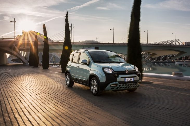 Fiat City Cross Hybride 2020