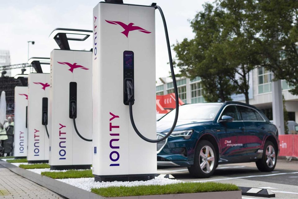 Charge rapide: Ionity reçoit un investissement colossal