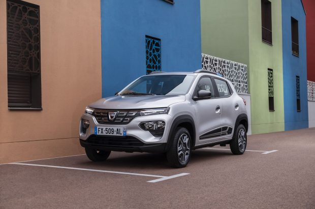 Dacia Spring : la revanche du low-tech