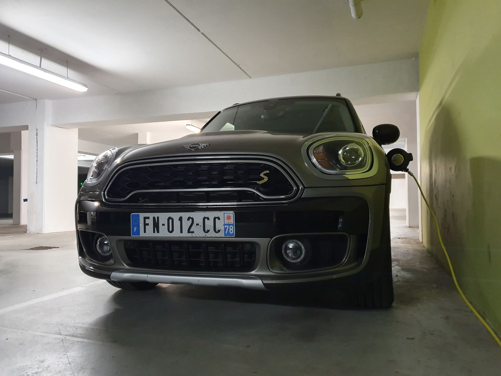 Mini Countryman Cooper SE recharge