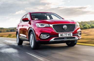 MG ZS : le SUV électrique arrive en version grande autonomie