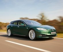 Tesla Model S Shooting Brake : l'unique exemplaire en vente !