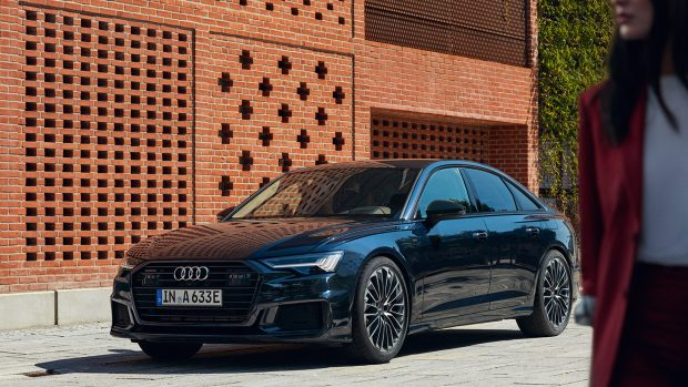 Audi A6 hybride rechargeable