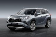 Toyota Highlander hybride : les prix du grand SUV 7 places
