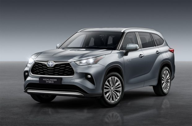 Toyota Highlander hybride : le SUV 7 places arrive en Europe