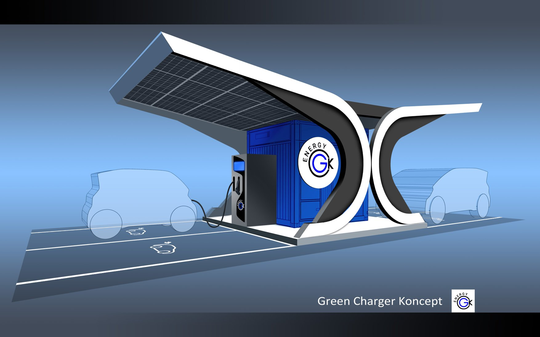 GCK Energy station recharge