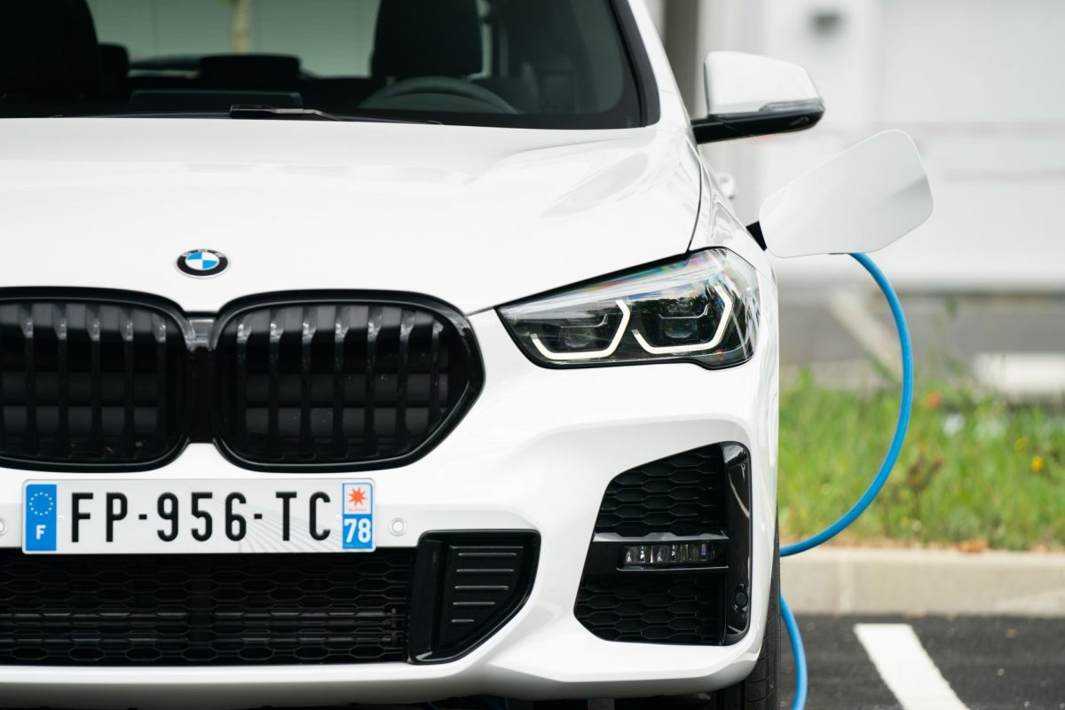 BMW X1 hybride recharge