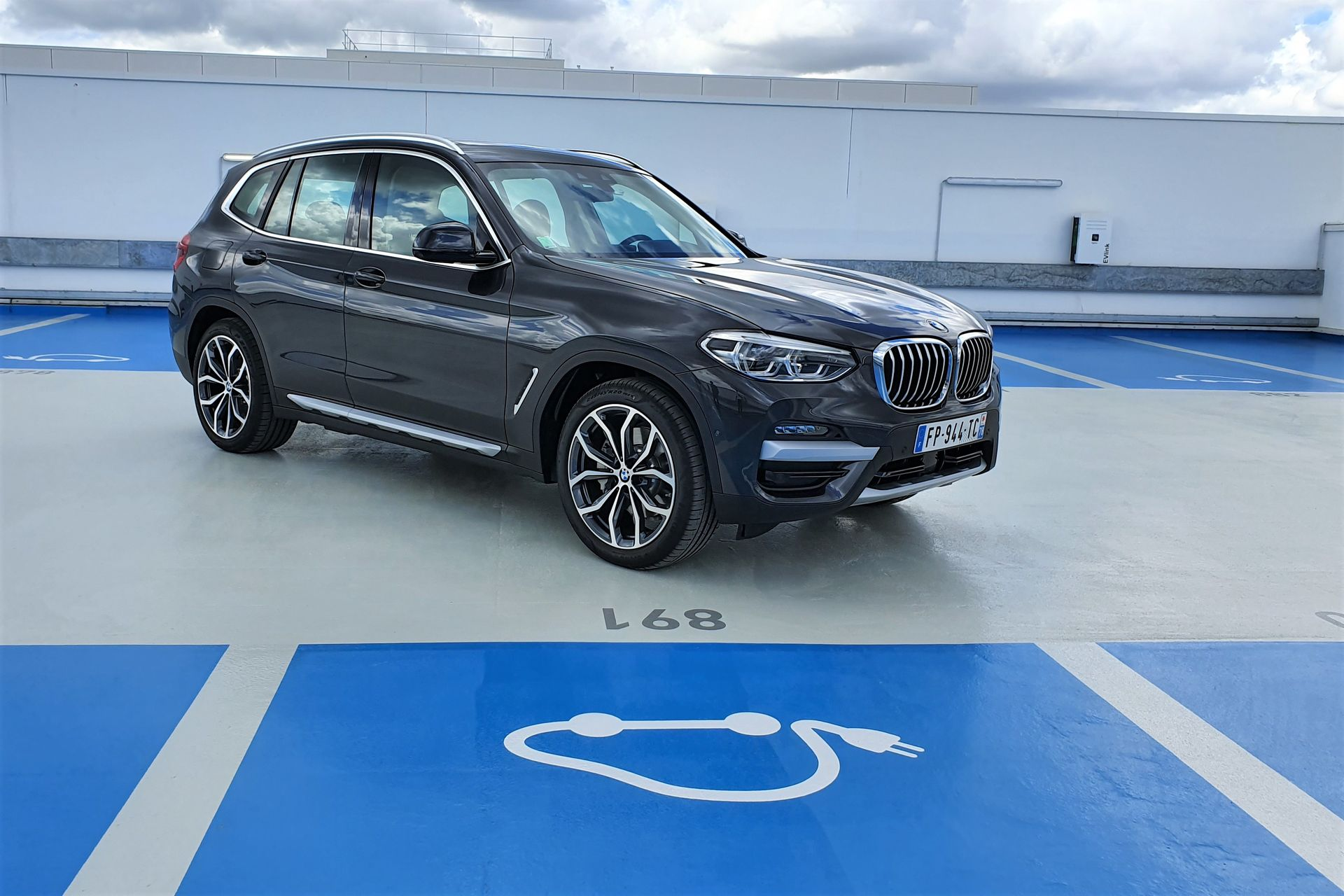 Essai BMW X5 hybride rechargeable 2020