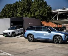 Nio croit encore aux batteries interchangeables