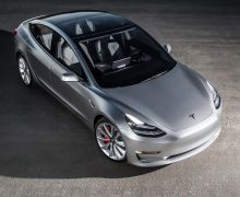 Tesla Model 3 : la version restylée en approche
