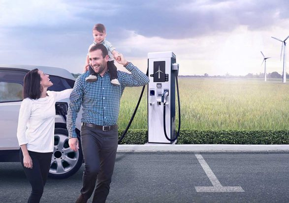 Charge rapide : Kallista Energy veut concurrencer Ionity