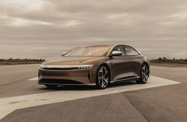 Lucid Motors ferme les précommandes de la berline Air Dream Edition