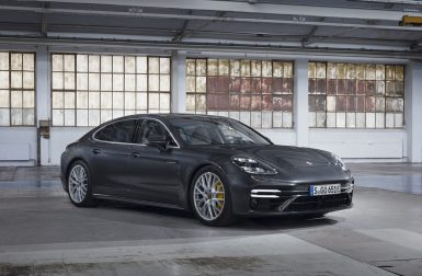 Hybride rechargeable : Des Porsche Panamera plus performantes