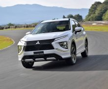 Le Mitsubishi Eclipse Cross arrive en hybride rechargeable