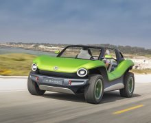 Le Volkswagen ID Buggy n'entrera pas en production