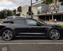 Scoop : le break électrique Porsche Taycan Cross Turismo de sortie