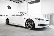 Ares Design décapsule la Tesla Model S