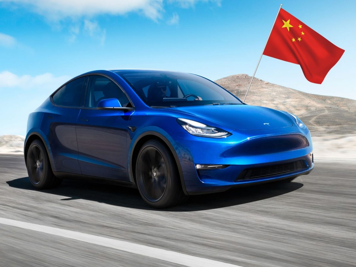 Tesla Model Y et Chine