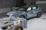 La Polestar 2 brille aux crash-tests EuroNCAP