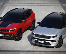 Jeep Compass 4xe 2021 : le SUV hybride rechargeable restylé